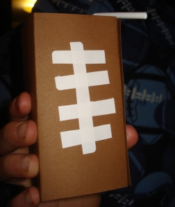 Football Juice Box