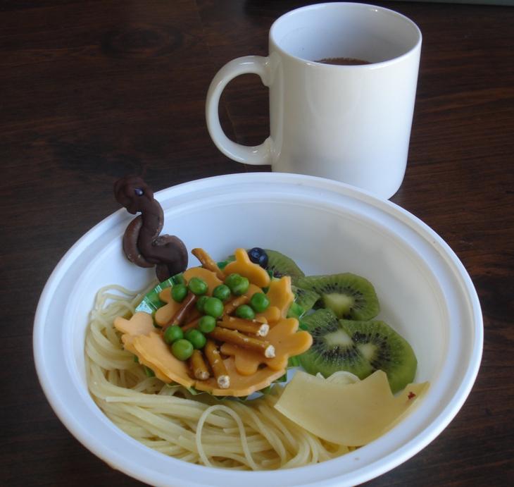 Kiwi Kitchen Lunch Menu
