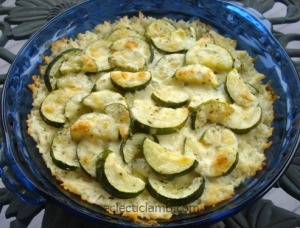 Zucchini Cheese Pie