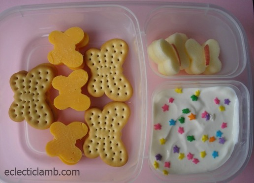 Cheese-Crackers-Butterfly