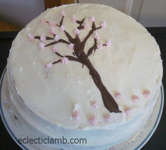 Cherry Cake Decorations