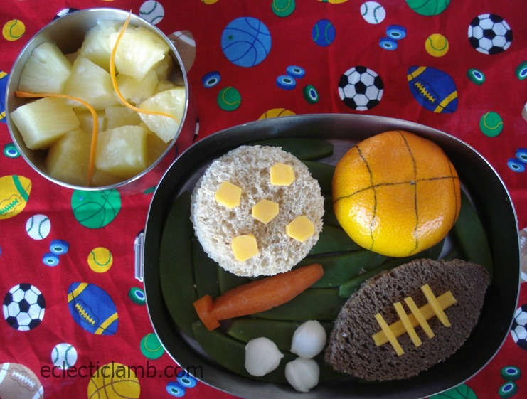 Baseball Themed Food Recipes