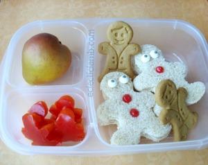 Gingerbread-Bento