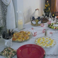 Christmas Appetizer Party