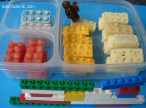 Lego-Lunch