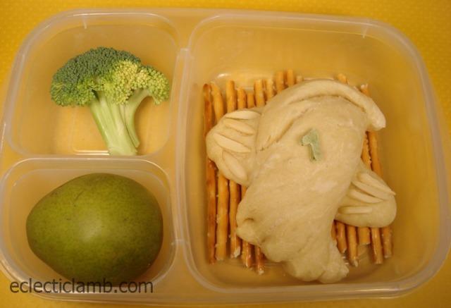 Partridge-Lunch