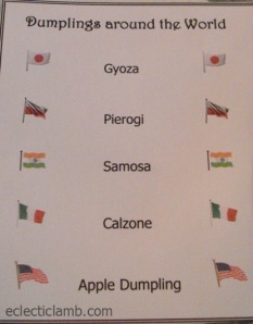Menu-Dumplings-Around-World