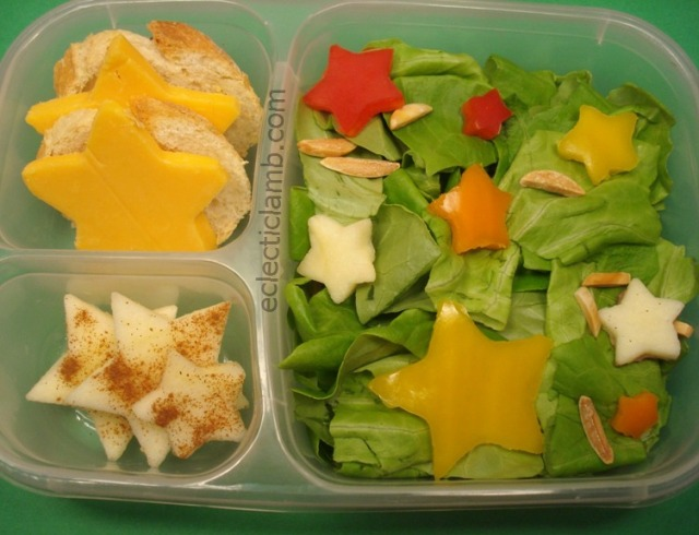 Salad-Star-Lunch