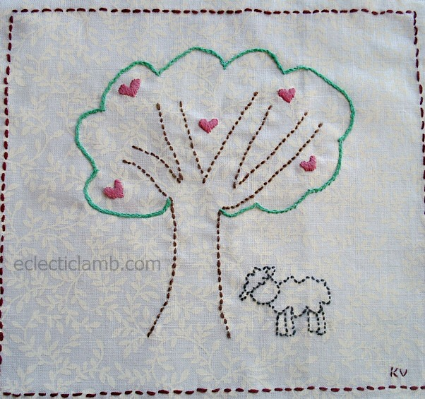 Sheep-Tree-Heart