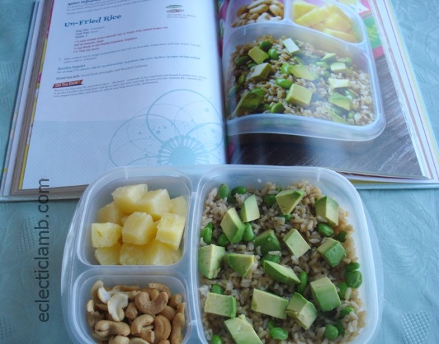 Unfried-Rice-Bento