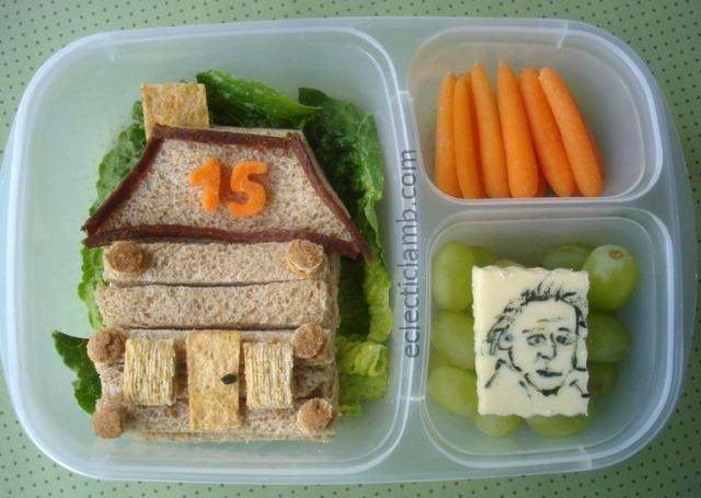 Buchanan Log Cabin Lunch
