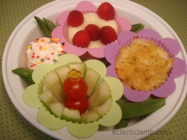 Cupcake Themed Lunch