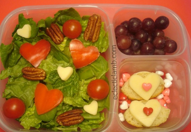 Heart-Salad-Lunch