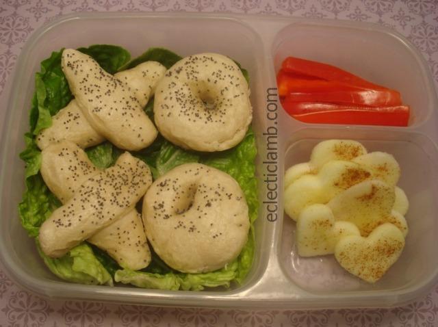 X O Bagel Lunch
