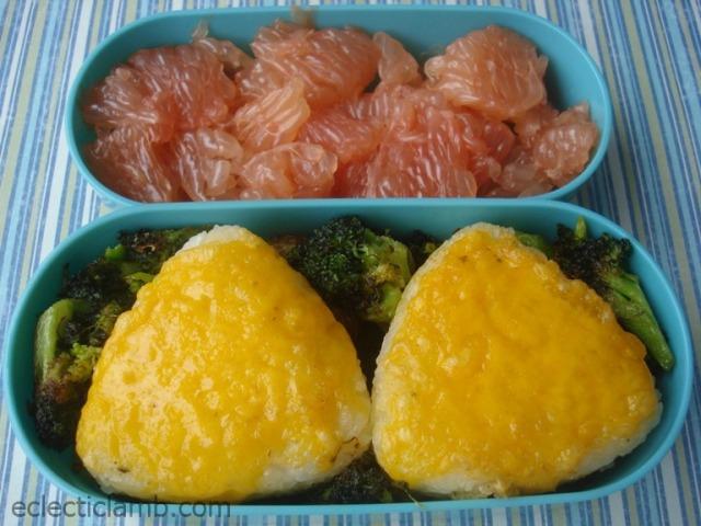 Cheese Onigiri