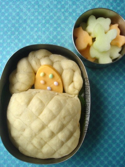 Easter Basket Bento