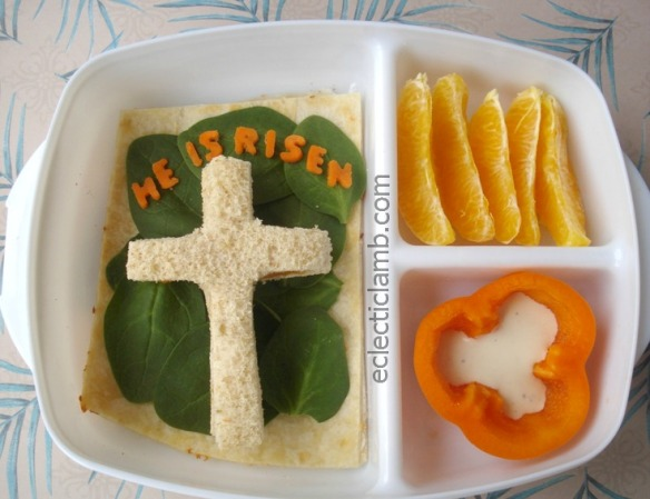 Easter Cross Lunch