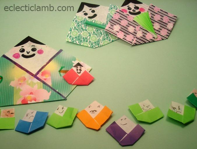 Origami White Tier