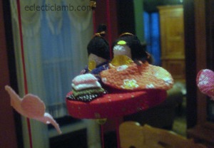 Hinamatsuri Decoration