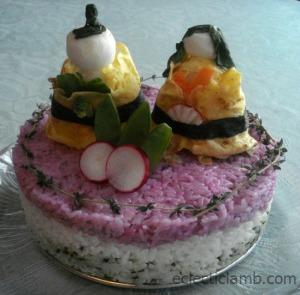 Hinamatsuri Rice
