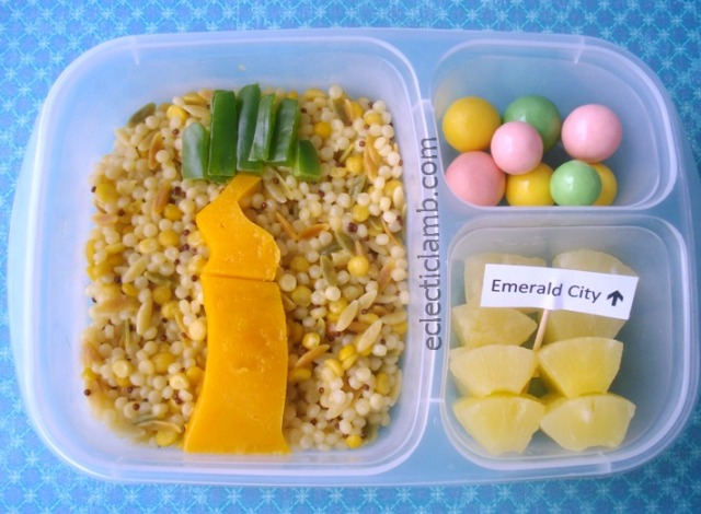 Emerald City Oz Bento Blog Hop