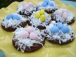 Nest Cookies