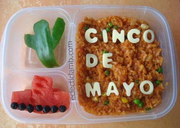 Cinco de Mayo Bento