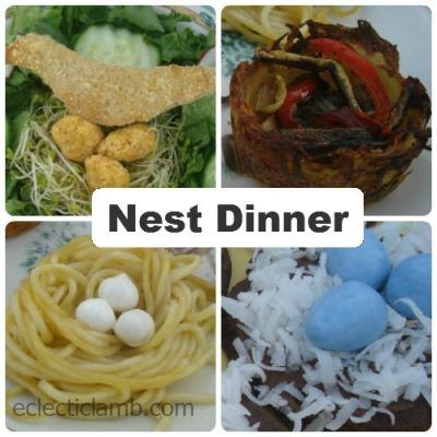 Nest Dinner Header