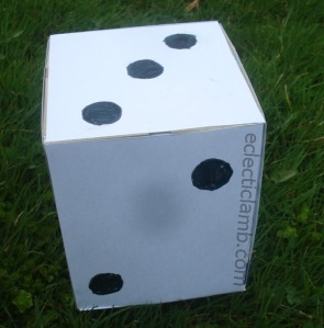 Tissue Box Die 3-2