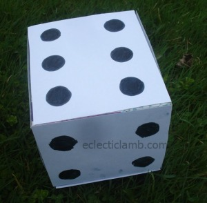 Tissue Box Die 6-4