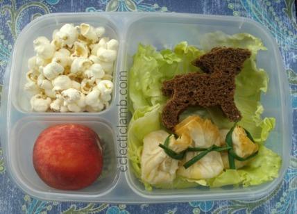 Baa Baa Black Sheep Lunch
