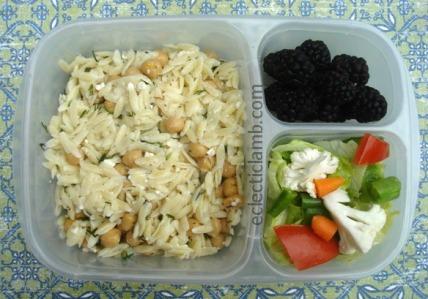 Orzo Salad Bento