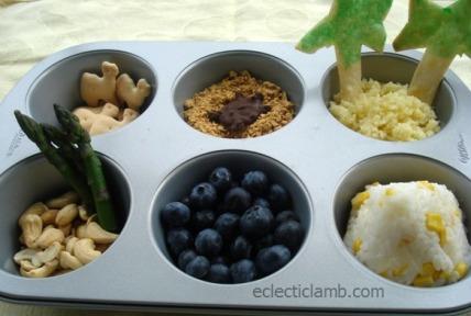 The Desert Muffin Tin