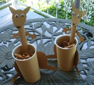 Kangaroo Snack Cup