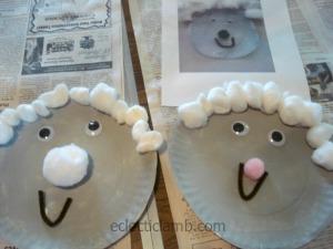 Koala Paper Plate Craft