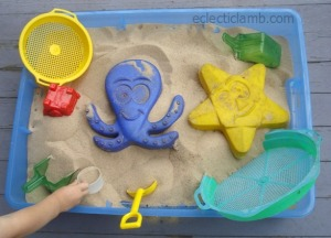 Preschool Water Themed Crafts