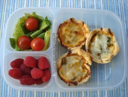 Pizza Tart Lunch