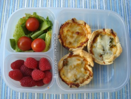Pizza Tart Lunch