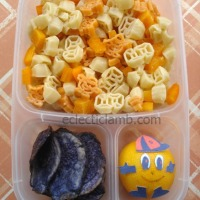 Syracuse Orange Bento