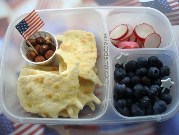 USA Tortilla Chips Lunch