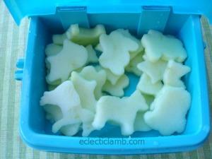 Farm Animal Apples