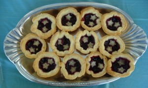 Grape Jam Tartlets