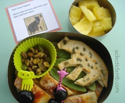 Hyena Lunch