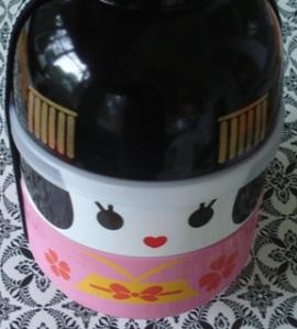 Kokeshi Bento Box