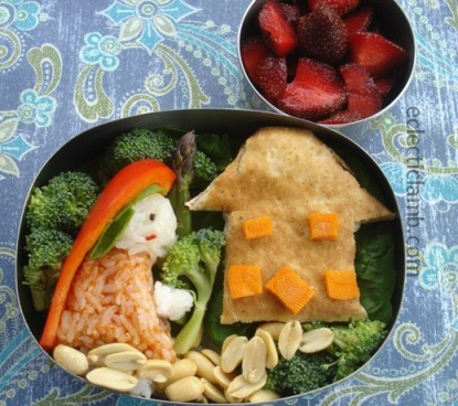 Liittle Red Riding Hood Lunch