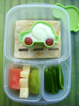 Car Container Lunch