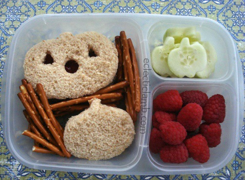 Easy Pumpkin Patch Lunch