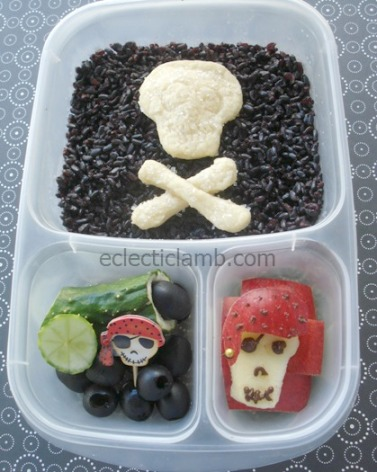 Talk Like a Pirate Lunch