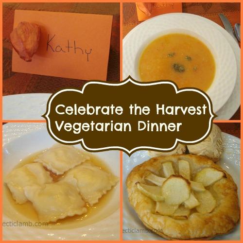 Celebrate the Harvest Veg