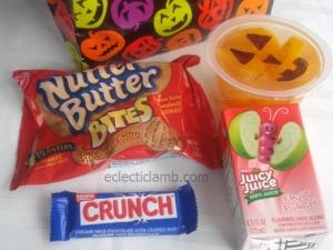 Special Halloween Treat Bags